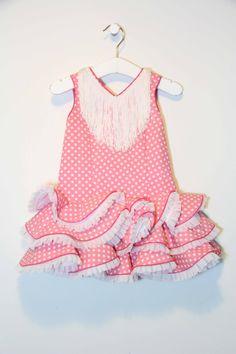 Vestido flamenca 18 meses