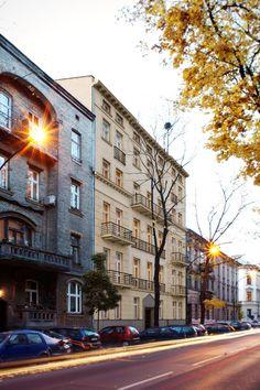 kamienica, ul. Straszewskiego, Kraków