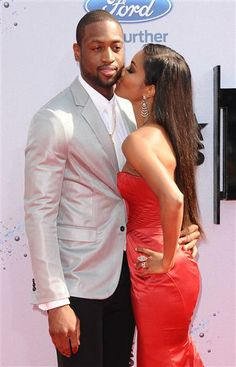 dwyane wade and gabrielle union | celebrity couples in love, Wedding invitations