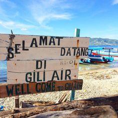 Selamat Datang ! #giliair #giliislands #gilitrawangan #lombok #bali #indonesia #islandlife #diving #scubadiving #padiadvanced #padi #instadive #paditv #padicourses #travel #holidays #discoverscubadiving #sea #sealovers #ocean #oceanlovers #instapic #instaholiday #instadive #instatravel #enjoyinglife #asia #divingasia #divingindonesia #diver #fun