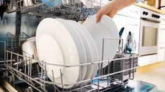 How often you should clean your dishwasher — and how to do it  -  vinegar and baking soda.  frugal, easy.     lj