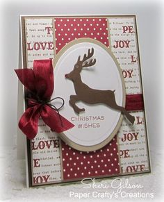 Christmas Wishes, TC18 by PaperCrafty - Cards and Paper Crafts at Splitcoaststampers