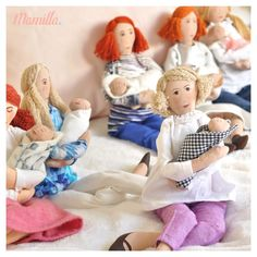 Beautiful hand made dolls, little girl, baby room, childhood ❤️ https://www.etsy.com/shop/MamillaDoll?ref=search_shop_redirect