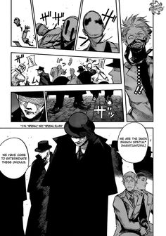 Tokyo Ghoul:re 107 - Read Tokyo Ghoul:re ch.107 Online For Free - Stream 5 Edition 1 Page All - MangaPark