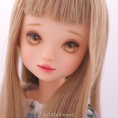 http://littlesweet.co.kr  #여누비 #리틀스윗 #yeonubi #littlesweet  #인형 #리페인팅 #돌스타그램 #키덜트 #doll #repainting #dollstagram  #루루코 #ruruko