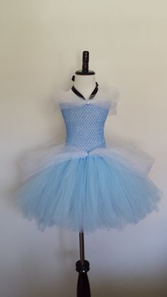 Cinderella Inspired Tutu Dress for you little princess