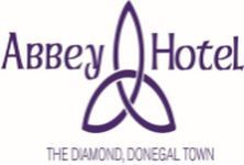 Abbey Hotel Donegal Town Logo 2015