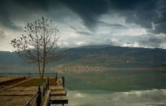 Ioannina lake, Greece Greece, Things To Do, Dreams, Mountains, City, Photography, Travel, Greece Country, Things To Make