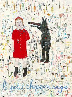 le petit chaperon rouge by kathy beynette