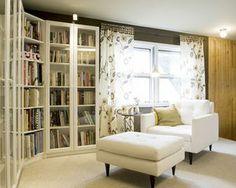 センス溢れる本棚