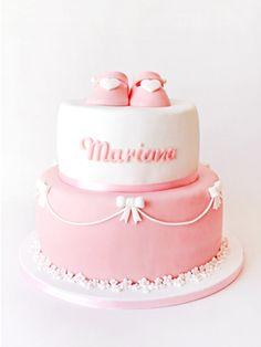 Baby Girl cake (Sabores Da Gula)