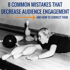 8 common mistakes that decrease audience engagement on social media and how to fix them