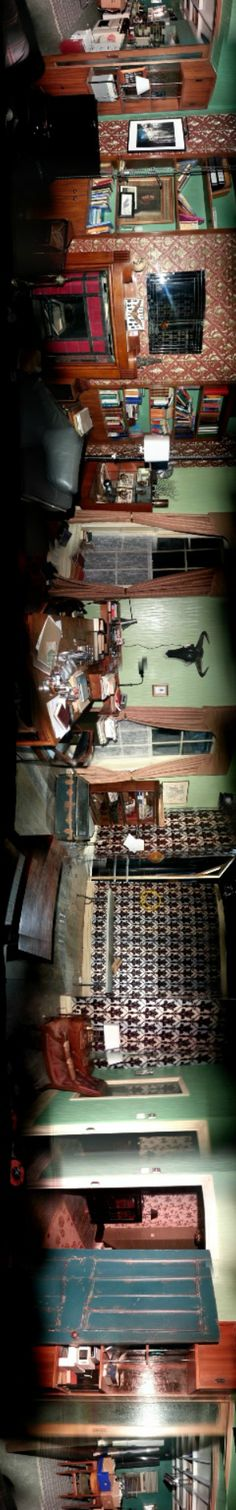 Sherlock 3 production - click the image to see 3D view | (Arwel Wyn Jones/Twitter, 13 Mar 2013) *great!