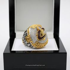Cleveland Cavaliers 2016 NBA World Championship Ring Lebron James Championship, Nba Championship Rings, Lebron James Lakers, World Championship, Nba Rings, Mens Gear, Antique Rings, Cavalier, Dallas Cowboys