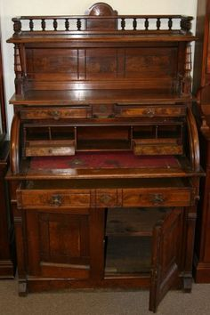 beautiful antique roll top desk this beautiful antique roll top desk has been well used over
