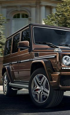 Mercedes-Benz G63 AMG by Levon