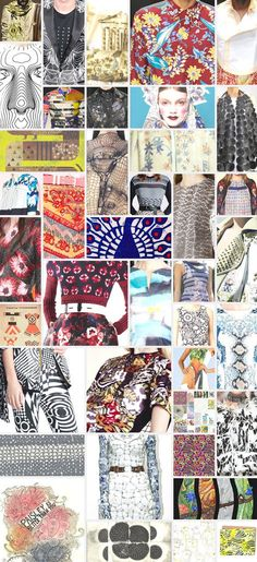 patternprints journal: MONTHLY VISUAL INDEX - JUNE 2013