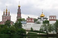 Novodevichy Convent, also known as Bogoroditse-Smolensky Monastery, is probably the best-known cloister of Moscow. Its name, sometimes translated as the New Mai... Get more information about the Ensemble of the Novodevichy Convent on Hostelman.com #attraction #Russia #world heritage site #travel #destinations #tips #packing #ideas #budget #trips