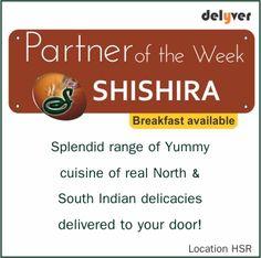 Shishira - New Partner of the week