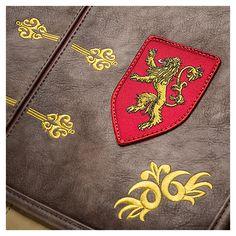Game of Thrones - Kings Landing Messenger Bag - ZiNG Pop Culture