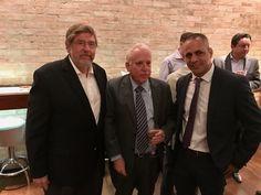 Câmara Brasil–Israel de Comércio e Indústria realiza o Segundo Encontro de CEOs das Empresas Israelenses no Brasil.