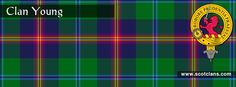 Clan Young Tartan and Crest