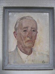 I127 Zelfportret Theo H. (1901-1985)