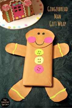 Gingerbread Man Gift