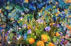 Ravera Oneto a FlorArte  www.florartearenzano.it