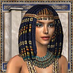 ModTheSims - Isis and the Black Pharaoh