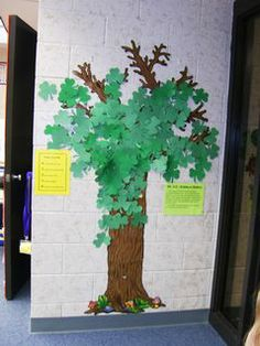 AR Tree for individuals meeting goals, have several levels of class prizes for class goals (different colored leaves for the different seasons, when those are all up we have a party....)