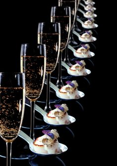 Champagne Brunch,Aqua Restaurant,  Hong Kong