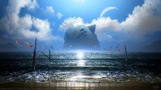 Science Fiction — noisy-pics: Artworks by Christopher Balaskas ...
