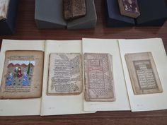 Qur'an Manuscripts at Ohio State University Library.