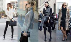 Tendências de moda outono/inverno 2016 | hagah