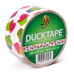 New Duck Tape!