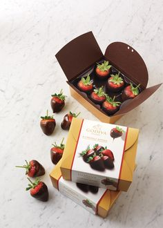 Chocolate Covered Strawberries Godiva Sweet Tooth