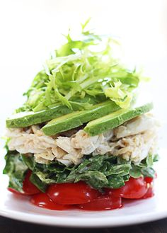 ... food ideas on Pinterest | Salads, Kidney bean salads and Grilled tuna