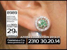 Gemma&Co Azora 8989 TRITI 29 07 2014 Σήμερα στο ΔΙΟΝ TV (και online streaming) Στις 12:30 - 14:30
