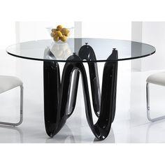 Bellini Modern Living Sapphire Dining Table | AllModern
