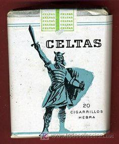 El paquete de celtas de toda la vida. Creo recordar que los fumaba mi abuelo...