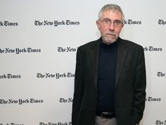 Paul Krugman, the Nobel-winning economist and New York Times columnist, once again took to...