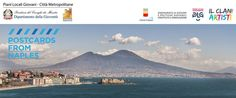 Copertina Postcards From Naples