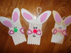 Best easter bunny craft idea for kids images in