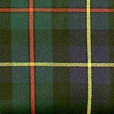 The MacLeod tartan! The best tartan in my opinion!