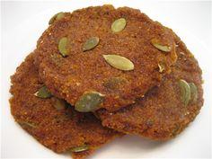 Raw Butternut Squash Cookies | Small Footprint Family