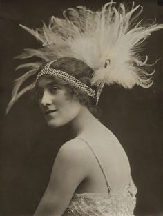Photo by Bassano, 1916.