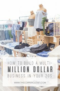 How to Build a Multi-Million Dollar Business in Your 20s // The Copper Closet, fashion, boutique, clothing, affordable, style, online shopping, shopping, clothes, girly, boho, cheap, trendy, ideas, Jacksonville, Gainesville, Tallahassee Florida, business, how to, small business, retail, tips, forbes, story, start up, entrepreneur