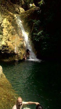 Cascada de javura, trinidad.