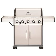 Top 10 Gas Grills between $500 and $1,000: Broil King Baron 5-Burner 540-S